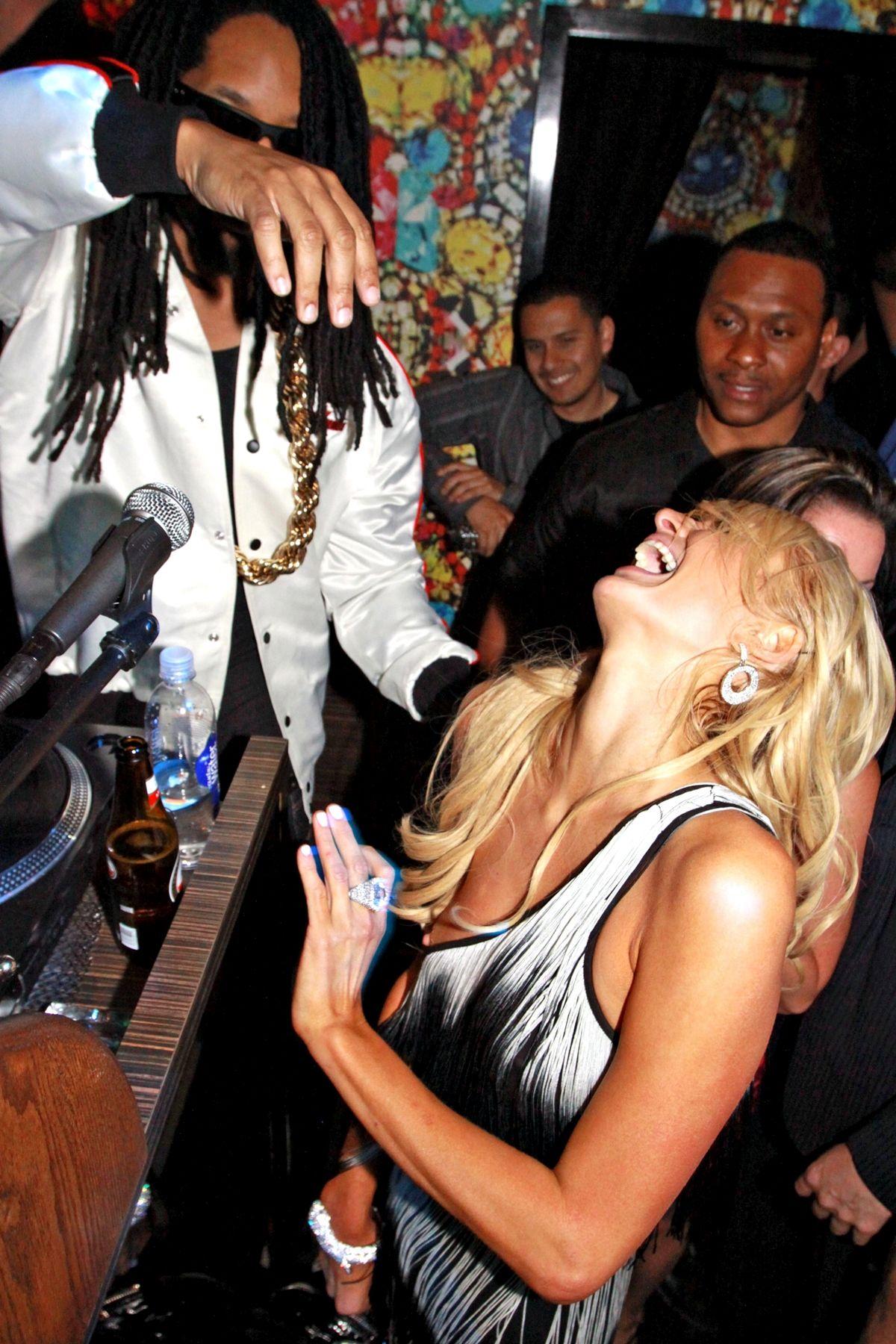 Paris Hilton naked boobs