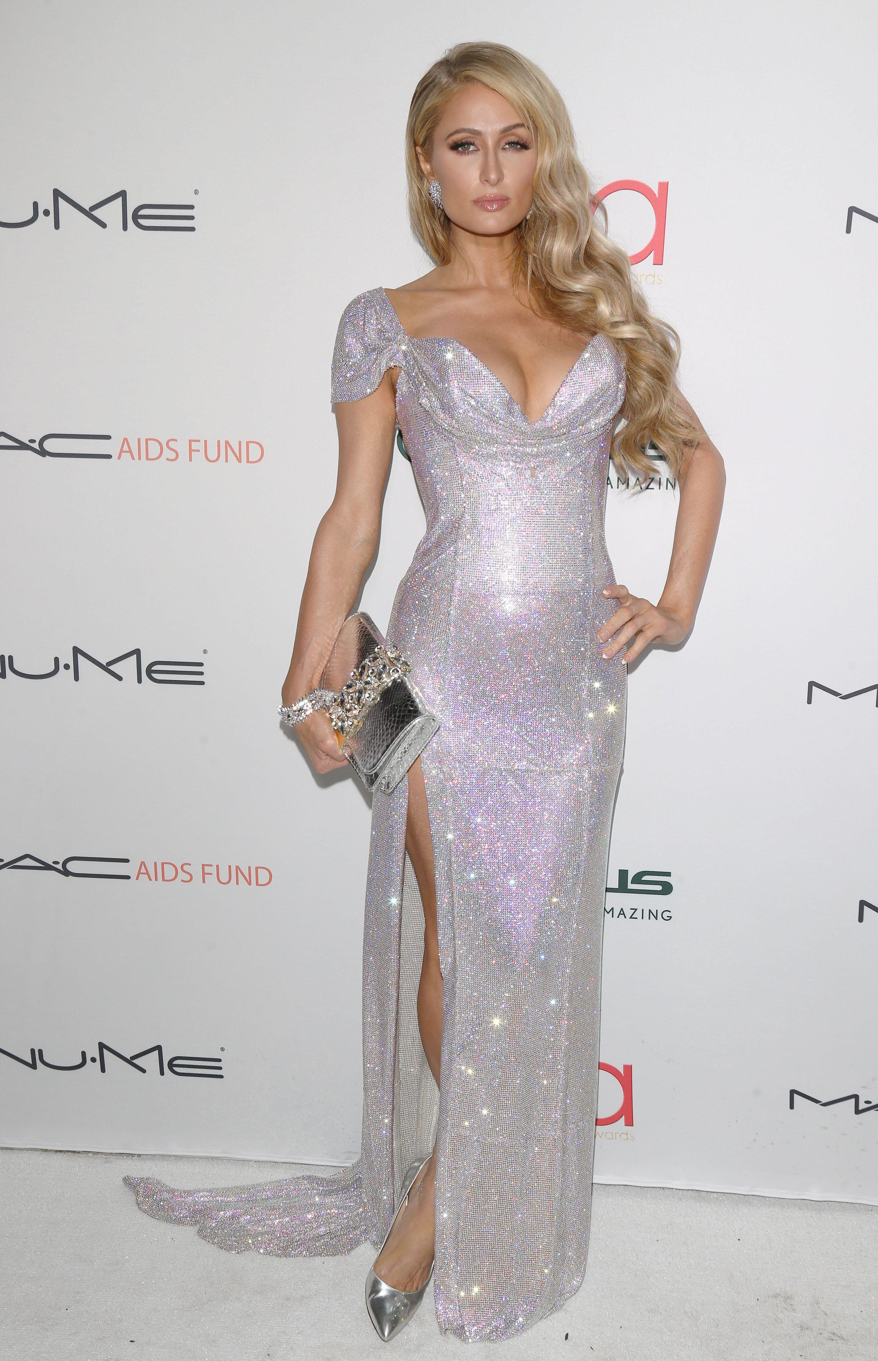 Paris Hilton sex