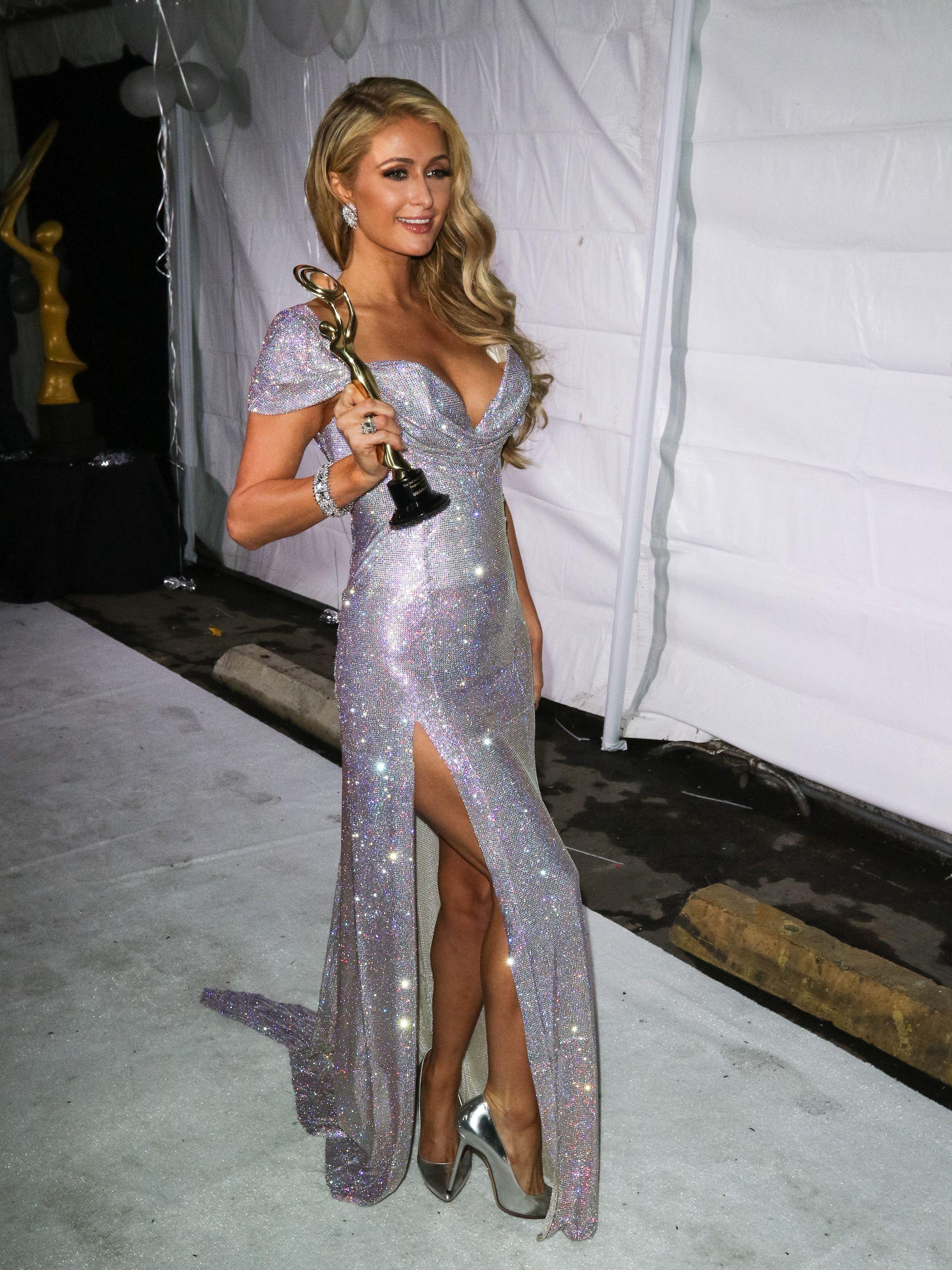 Paris Hilton xxx
