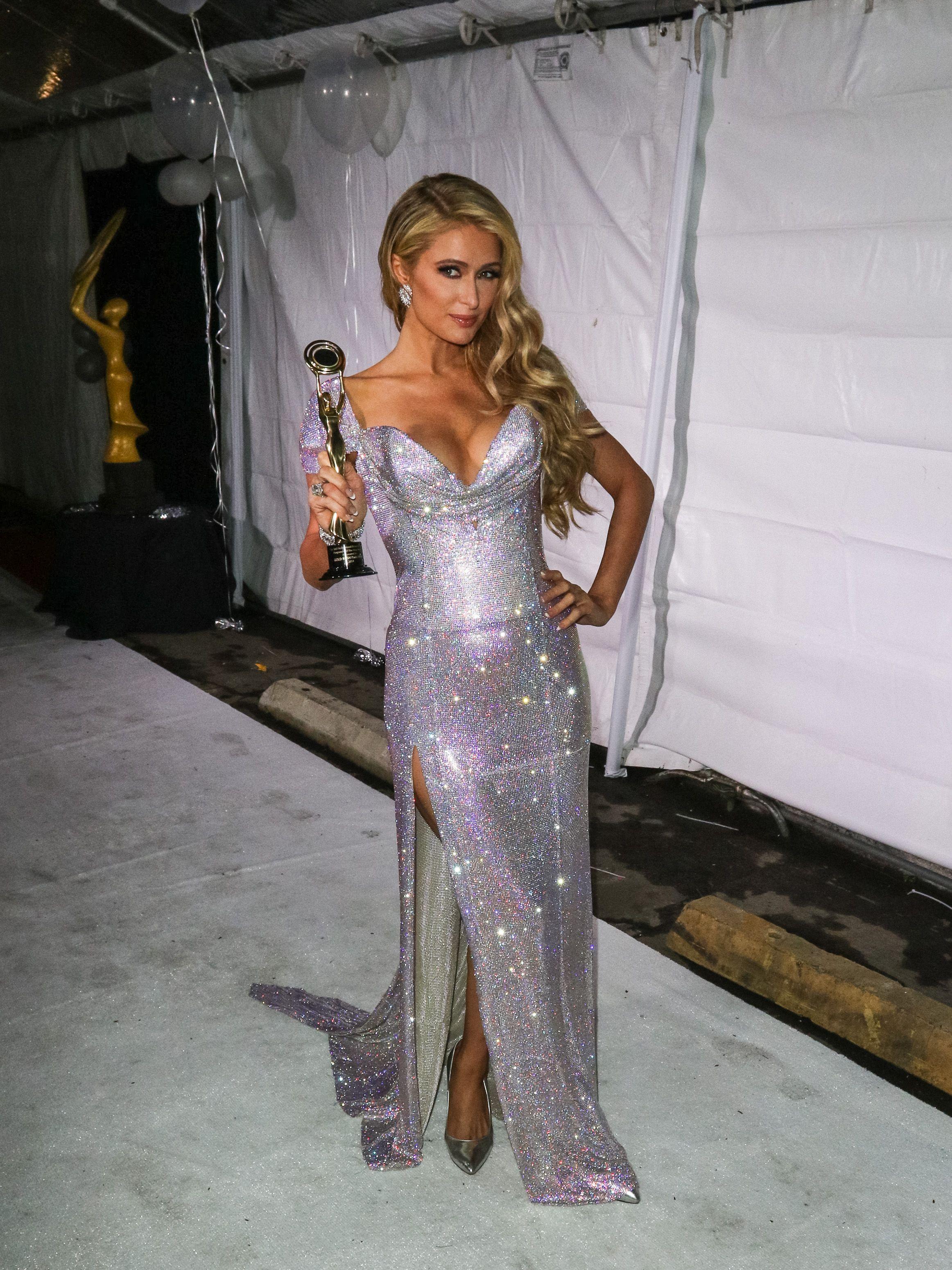 Paris Hilton sexy nude pic